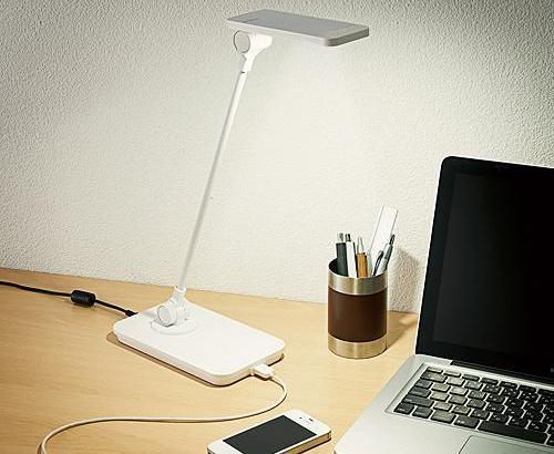今こそ節電!LEDデスクライト