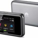 格安SIMに最適なモバイル Wi-Fi ルーター Mobile Wi-Fi E5383