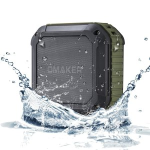Bluetooth Splashproof Wireless Travel Speaker