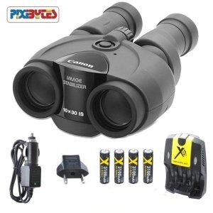 Canon 10x30 Is Image Stabilized Binoculars
