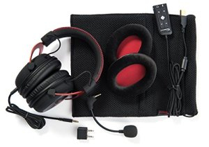 HyperX Cloud II Gaming Headset for PC/PS4/Mobile