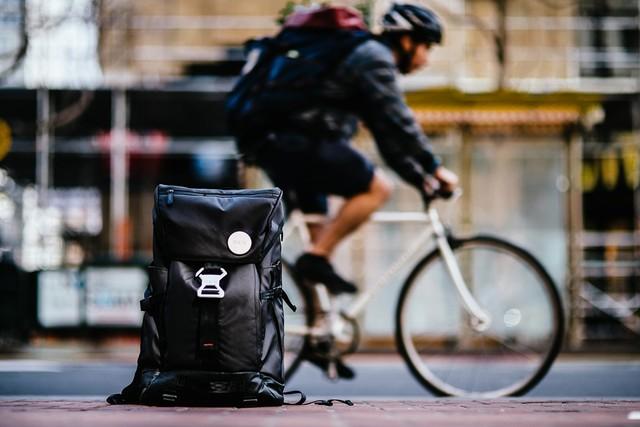 自転車・ガジェット好き必携のスマートバックパック「BACKPAIX」がとにかくスゴい!