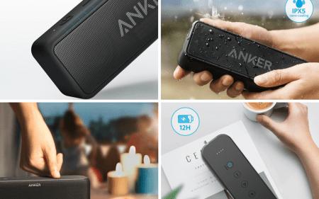 Amazonベストセラースピーカーの後継機<br>Anker SoundCore 2 & Boost が発売