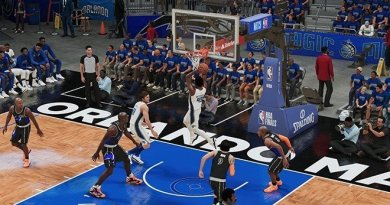 NBA 2K21, is it so different! Next-generation console version experience
