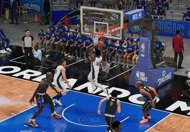 NBA 2K21, is it so different!Next-generation console version experience