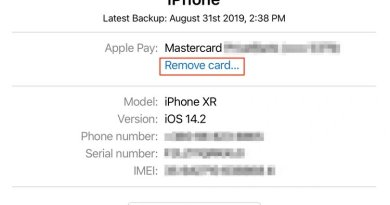 How to remotely lock Apple Pay when losing iPhone or Apple Watch