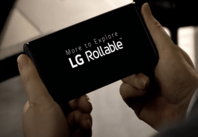 LG Electronics decides to sell the world's first rollable phone'LG Rollable' in Korea?