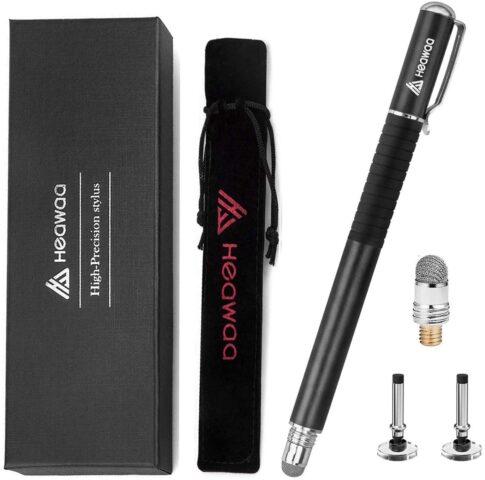 HEAWAA Capacitive Stylus Pen 2-in-1