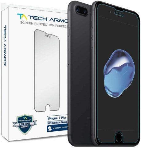 Tech Armor Ballistic Glass screen protector