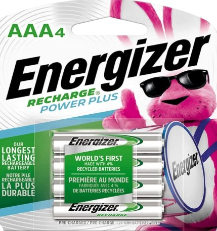 Energizer Batteries AAA