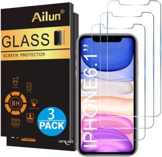 Ailun Glass Screen Protector .