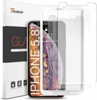 Trianium screen protector