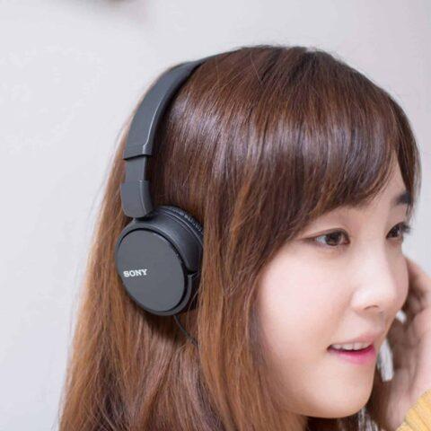 Sony Wired Headphones