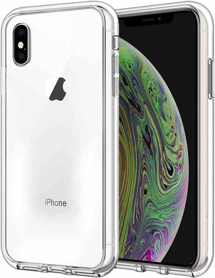 iSOUL iPhone XS case