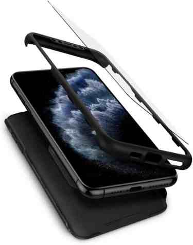 Spigen Thin Fit 360, for iPhone 11 Pro Case (2019)