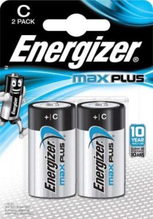 Energizer MAX Alkaline C Batteries,
