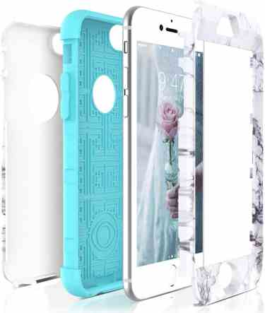 WE LOVE CASE for iPhone 6S 360 Cover