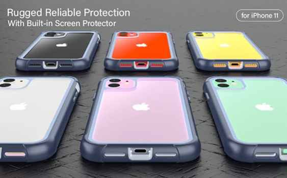 Temdan iPhone 11 (6.1'') Case