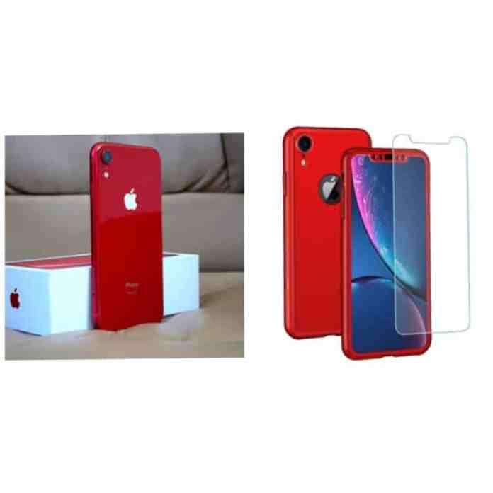 iPhone XR 360 case