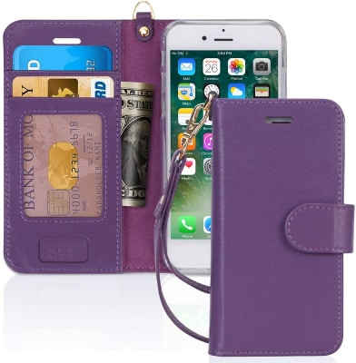 FYY iPhone SE Wallet Case/Cover
