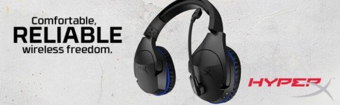 HyperX Cloud Gaming Headphones