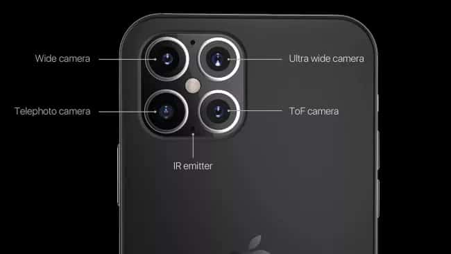New iPhone 12 Camera