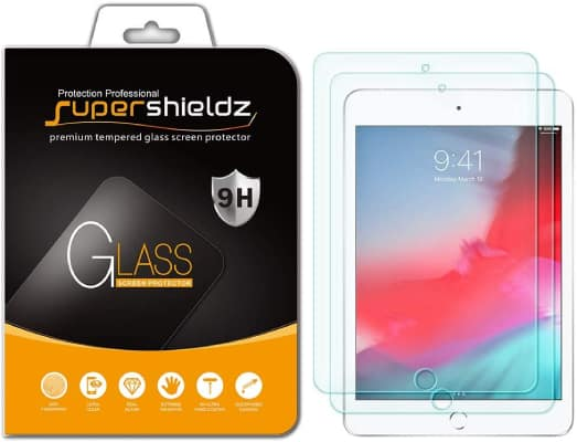 Supershield iPad Mini screen protector/guard
