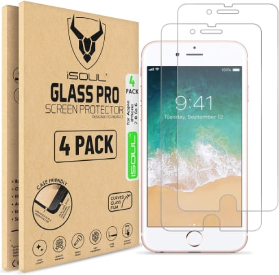 iSoul iPhone SE 2020 screen protector/guard