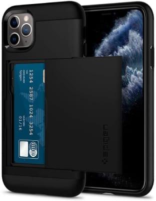 Spige iPhone 11 pro wallet cover/case
