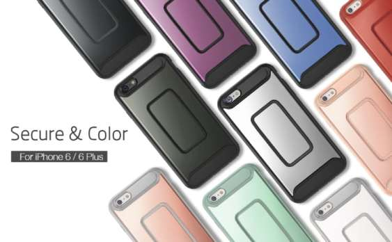 YOUMAKER Case for iPhone 6 Plus