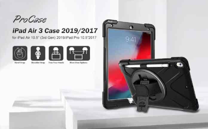 ProCase iPad Air 3 10.5'' 360 Case