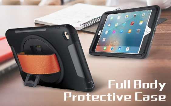 eSamcore for iPad Mini 4 360 Case