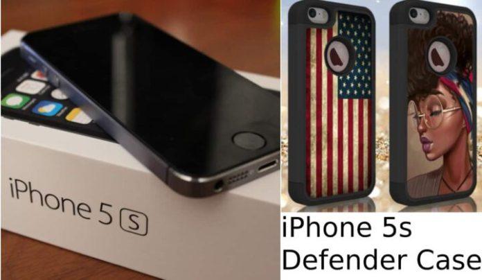 iPhone 5s Defneder Case