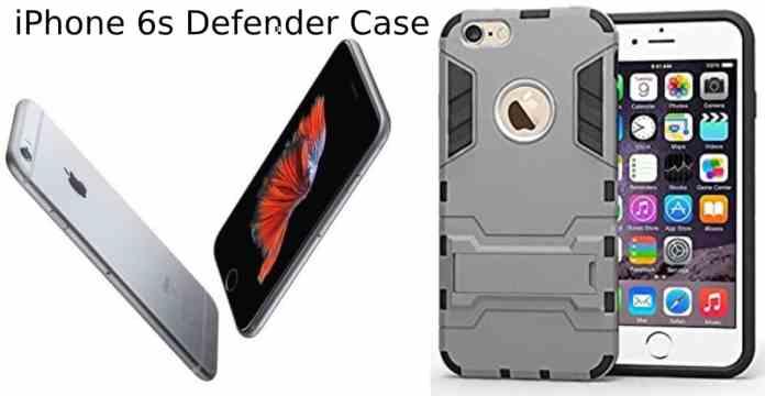 iPhone 6s Defender Case