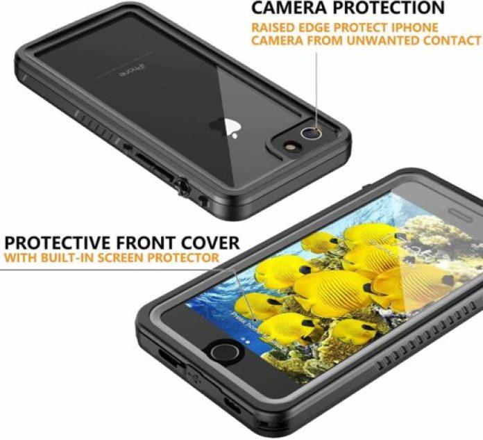 Huakay iPhone 8 waterproof case