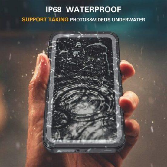 Nineasy iPhone 11 waterproof case