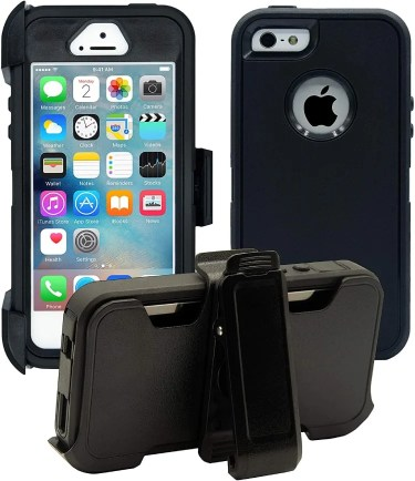 AlphaCell iPhone 5 360 case