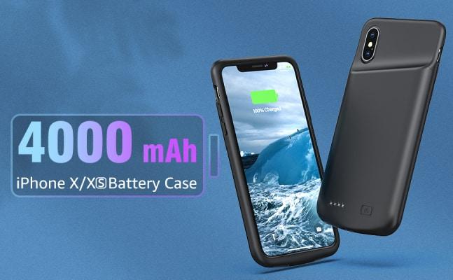Lonlif Case iPhone XS battery case