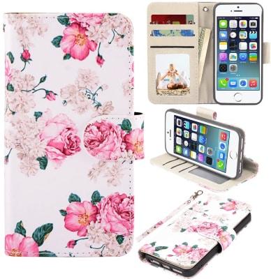 UrSpeedtekLive iPhone 5s Wallet Case/Cover