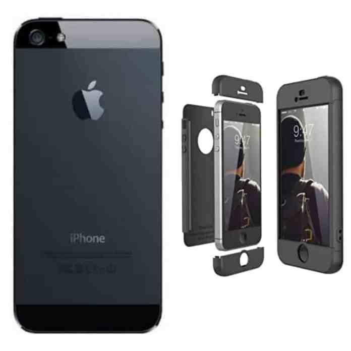 iPhone 5 360 case