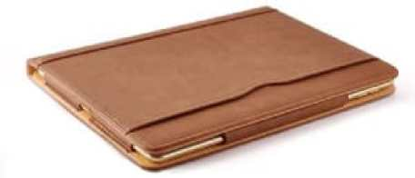 Iverson for iPad 2 Wallet Cover