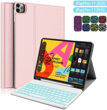Up world for iPad Pro 11 Keyboard Cover