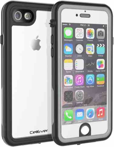 CelllEver waterproof case for iPhone 6