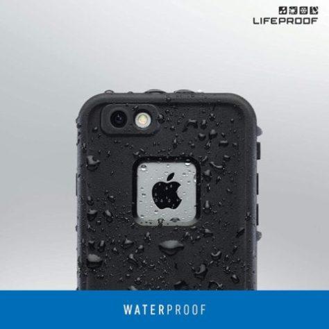 Lifeproof free series waterproof case