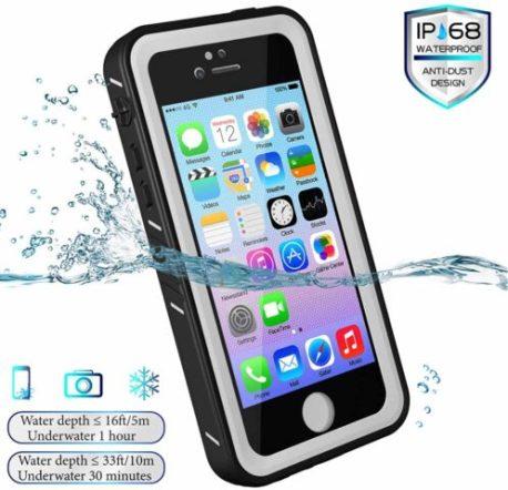 Spider case iPhone 5 waterproof case