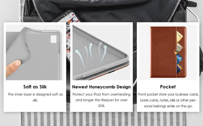 iPad Pro 9.7  Wallet Case
