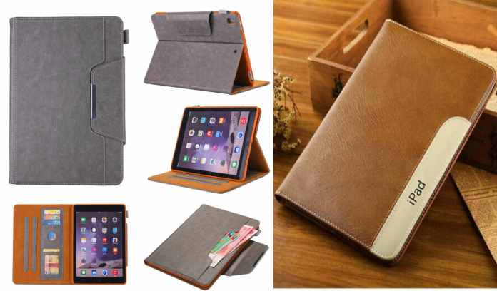 iPad 6 Wallet Cases