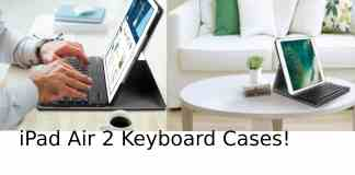 iPad Air 2 Keyboard Cases