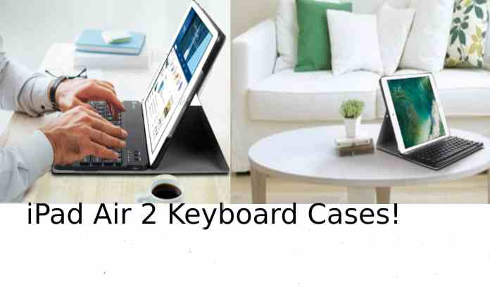 iPad Air 2 Keyboard Cases