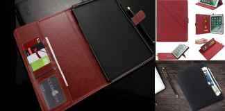 iPad Pro 2018 Wallet Cases